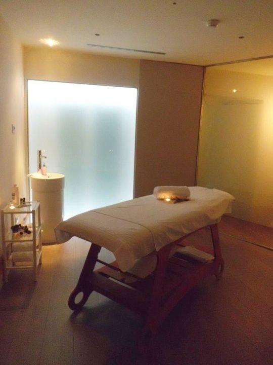 Cabina massaggi Hotel Antares