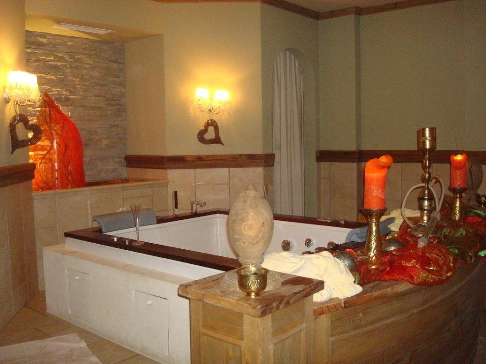 Teil der Spa Suite Luxury DolceVita Resort Preidlhof