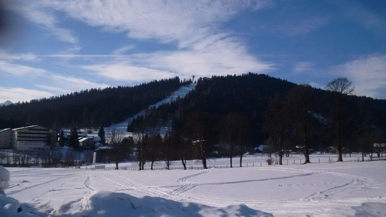 Ausblick Hotel Berghof