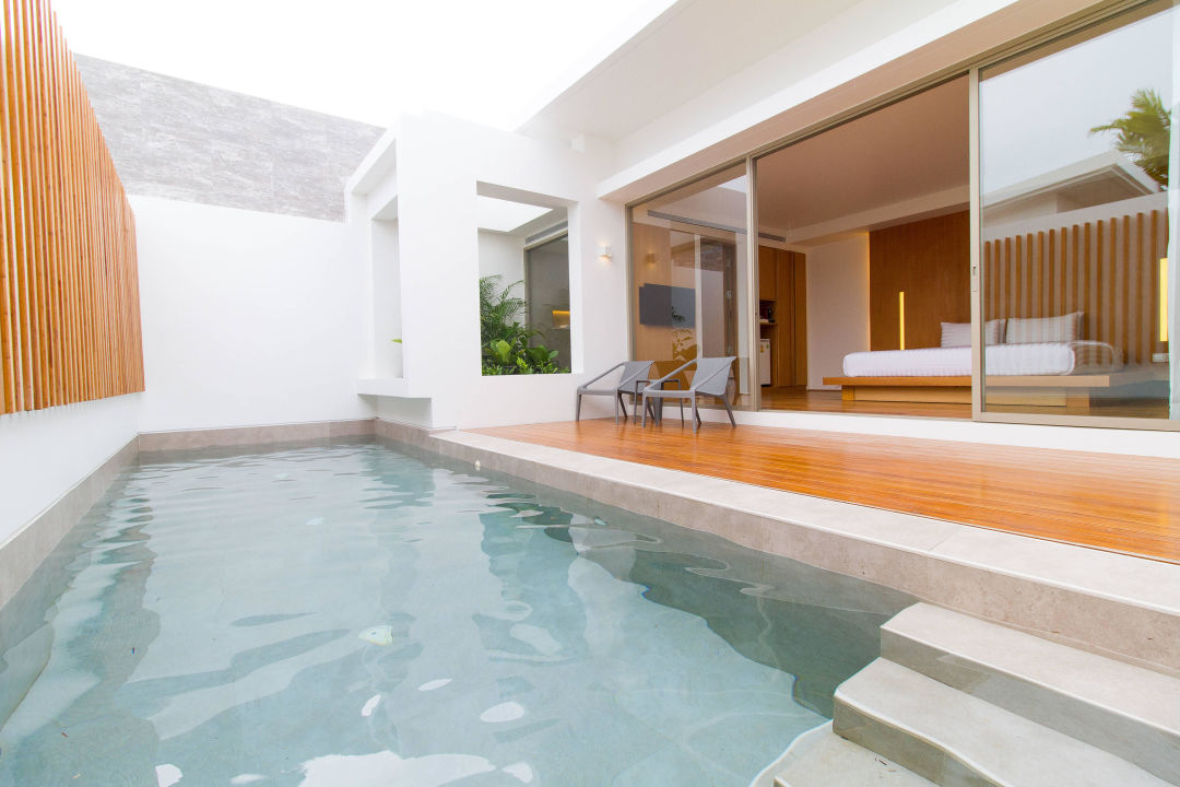 Garden pool villa sensimar koh samui resort spa for Garden pool villa outrigger koh samui