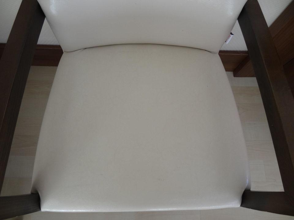 Auf Dem Stuhl Liegen Haare Hotel Sidekum Side Kumköy