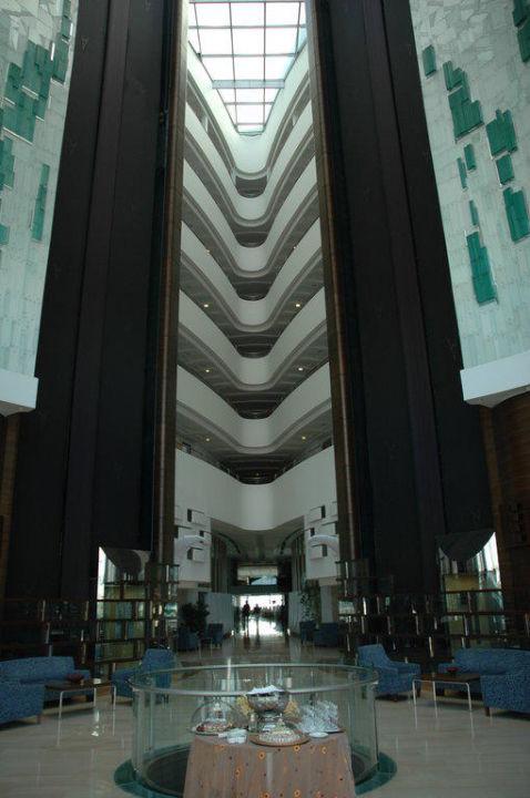 Lobby Hotel Concorde De Luxe Resort