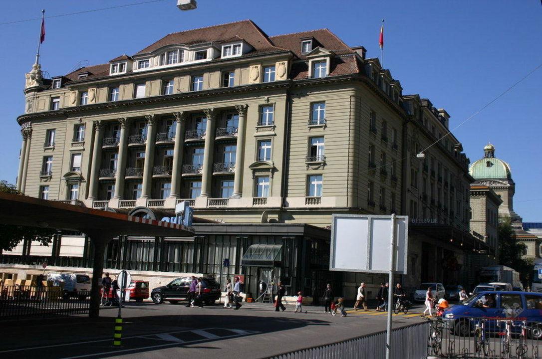 Bellevue Palace Grandhotel Hotel Bellevue Palace