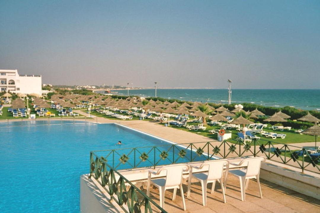 Hotel Amir Palace, Monastir/Skanes - Pool Hotel Amir Palace