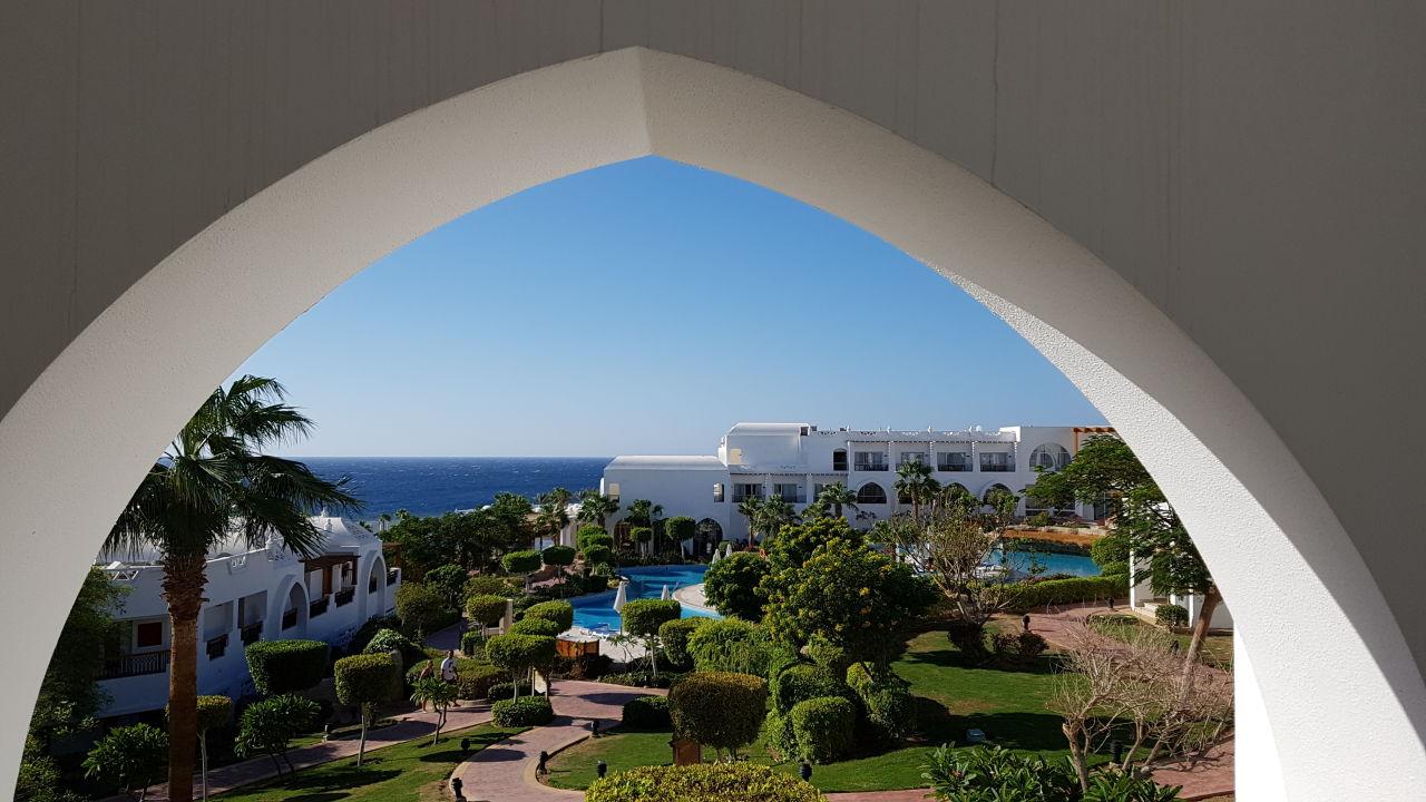 Ausblick Cyrene Grand Hotel