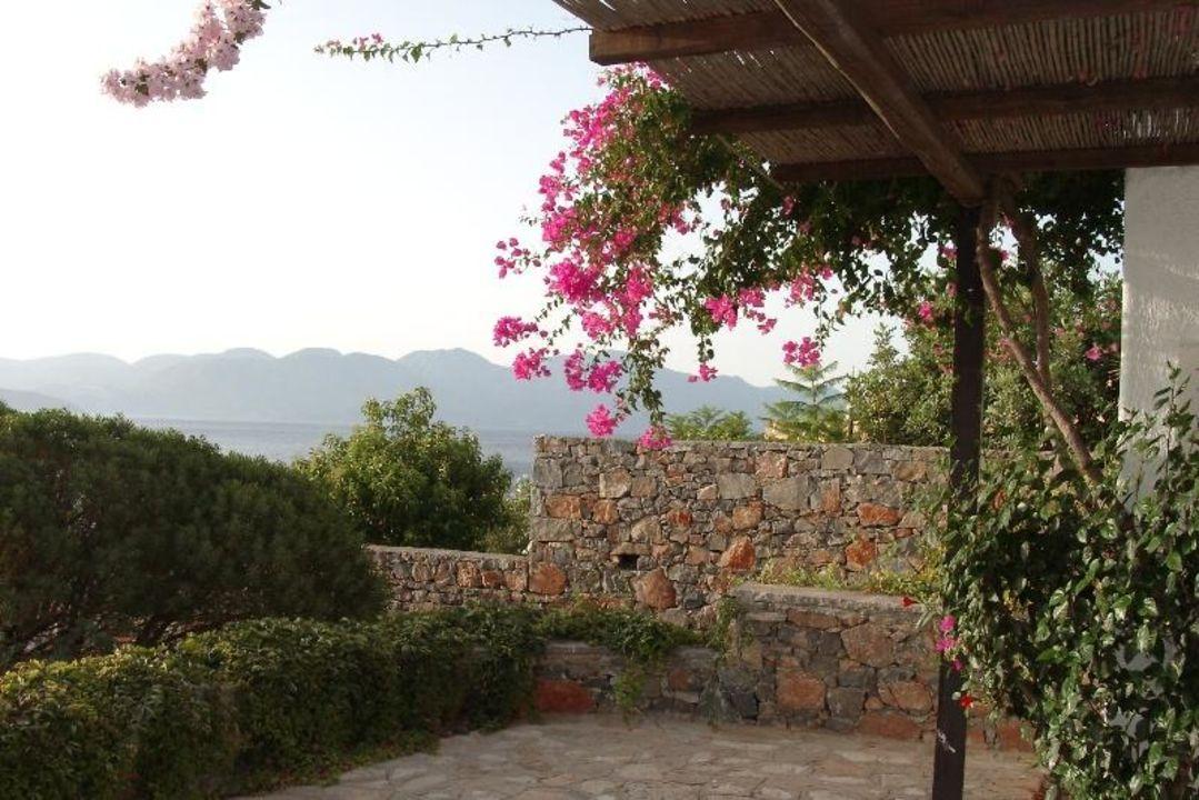 Kreta - Elounda Village - Terrasse Villa TUI SENSIMAR Elounda Village Resort & SPA by AQUILA