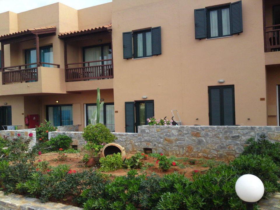 Beispiel Wohngebäude SENTIDO Vasia Resort & Spa