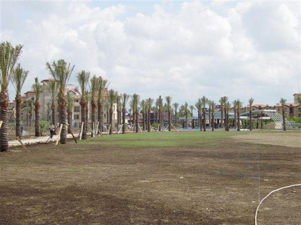 Xanthe Resort - Rasen (noch ganz neu!) lti Xanthe Resort & Spa