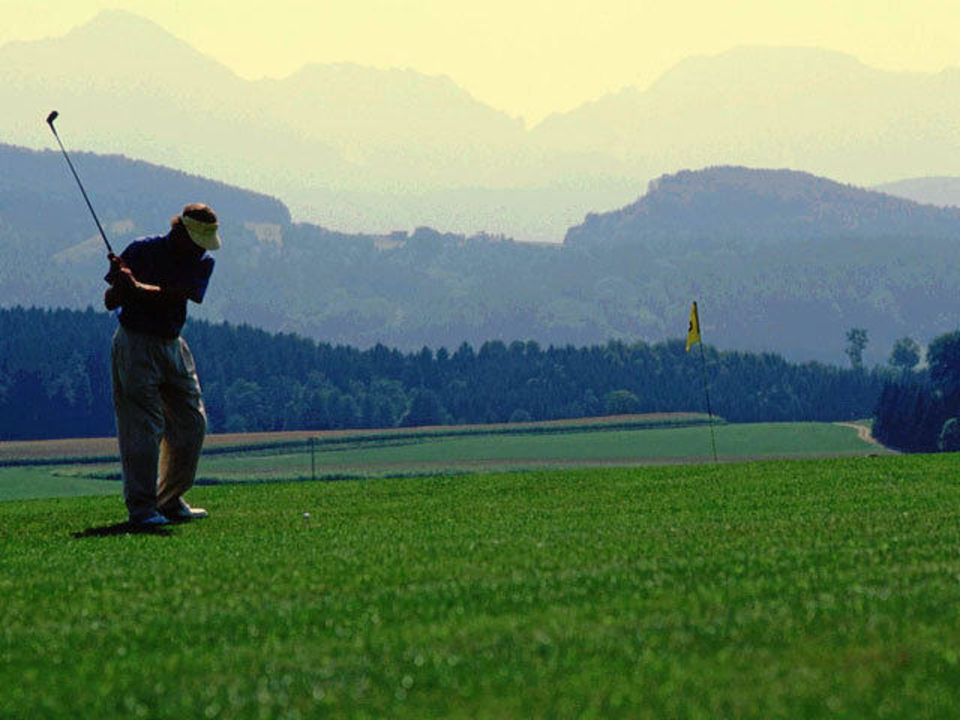 Golfplatz Hotel Moosleitner