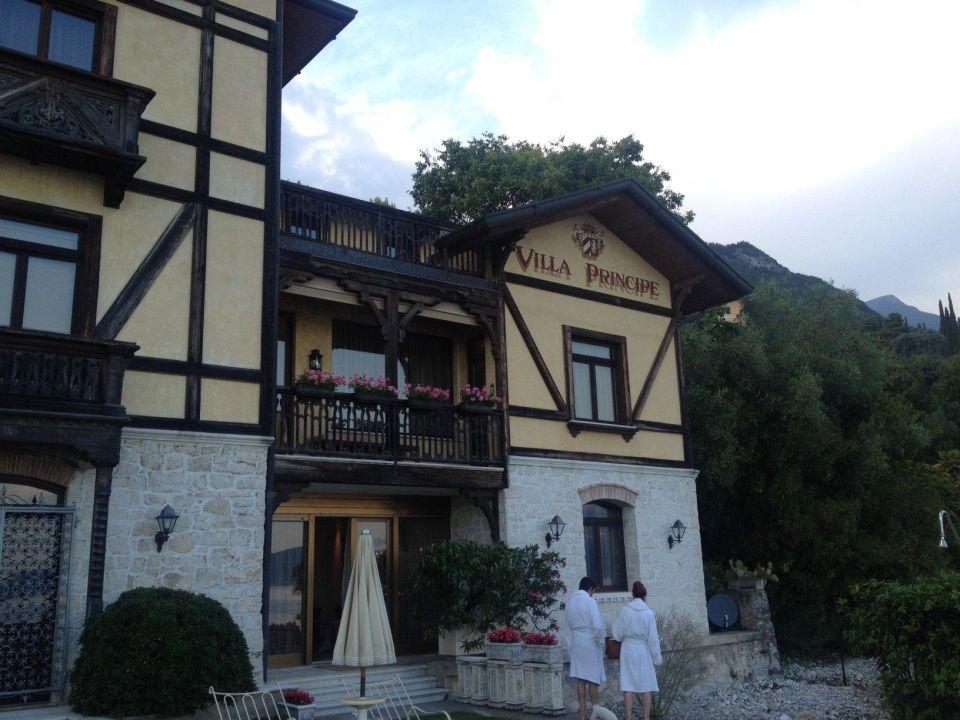 La depandance Grand Hotel Fasano