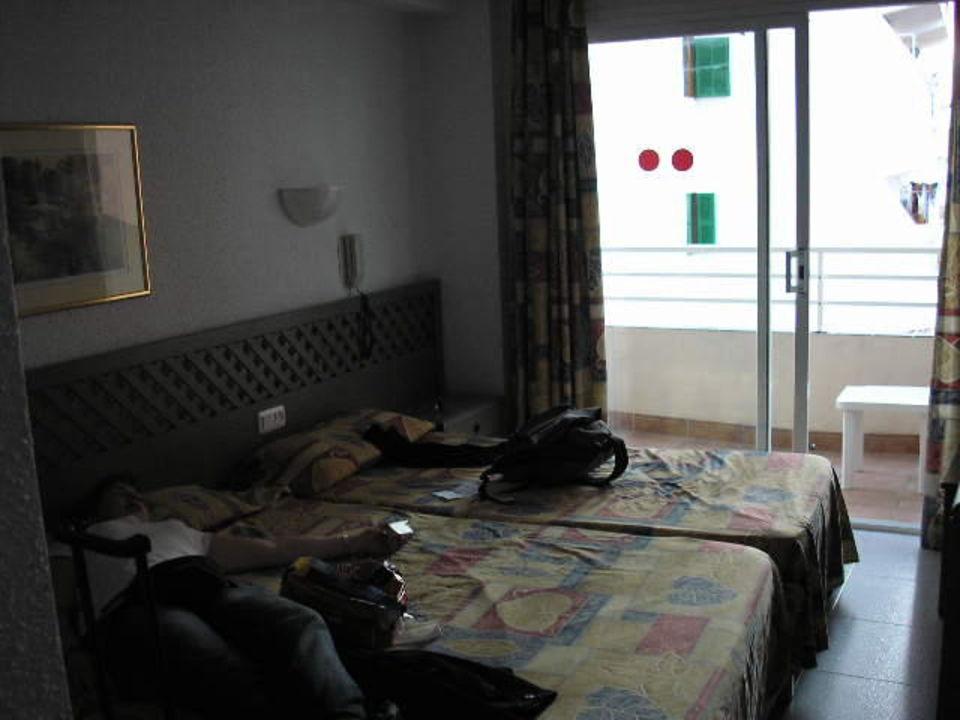 Zimmer Hotel Mediodia