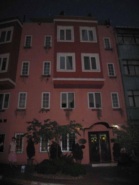 Hotel Erguvan Hotel Erguvan