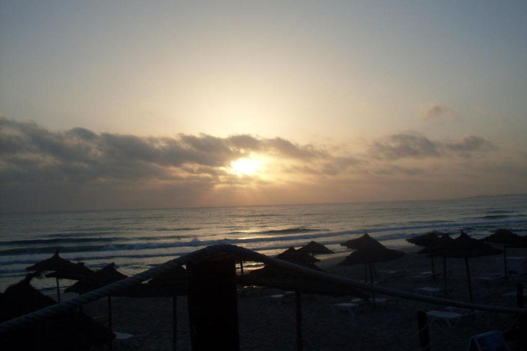 Sonnenaufgang Hotel Thalassa Mahdia