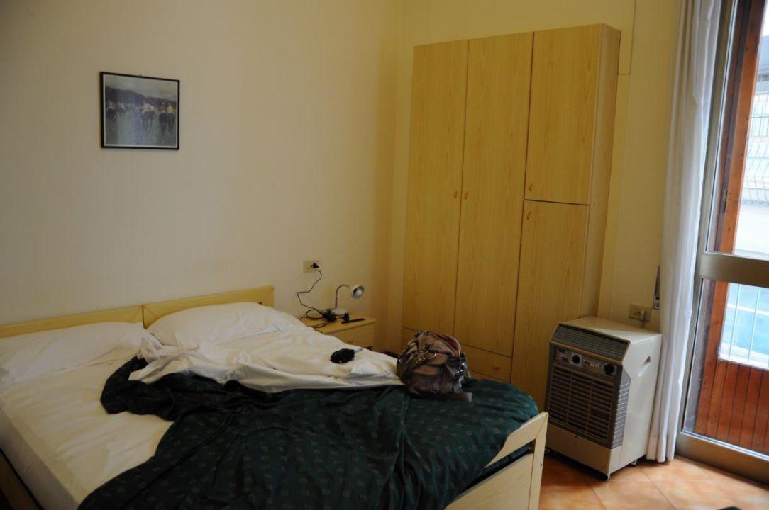 Doppelzimmer Hotel Bodoni