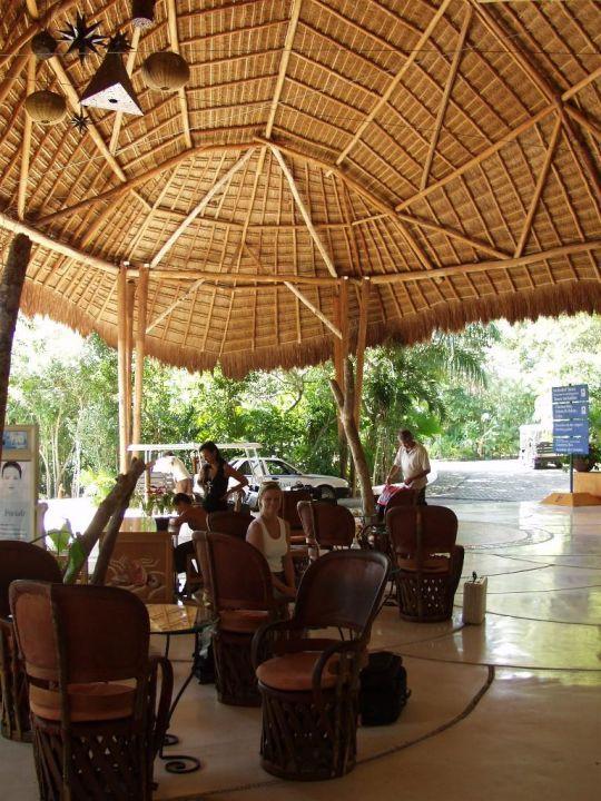 Empfang/Rezeption Bel Air Collection Resort & Spa Riviera Maya