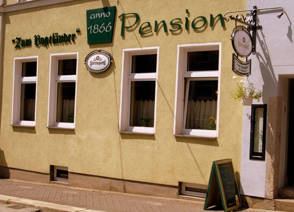Gaststätte Zum Vogtländer / Pension Anno 1866 Pension Anno 1866 & Gaststätte Zum Vogtländer