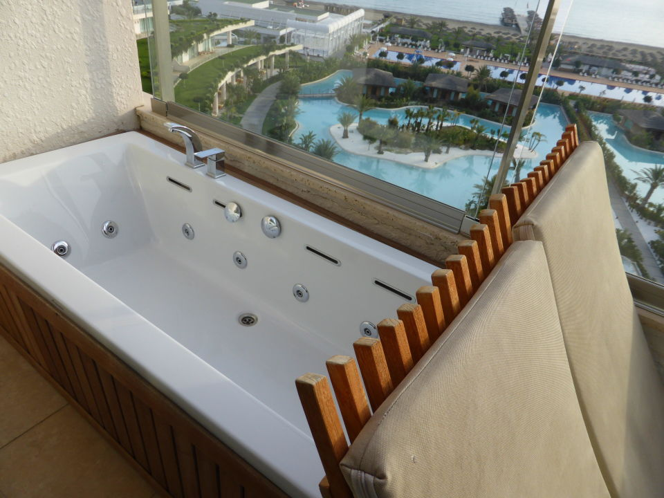 Balkon Mit Whirlpool Maxx Royal Belek Golf Resort Belek