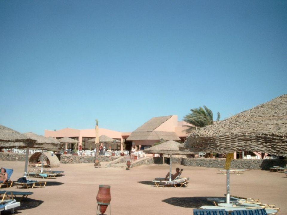 Strand und Terrasse Sol Y Mar Hotel Paradise Beach