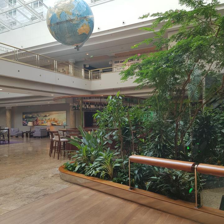 Lobby Grand Elysée Hamburg