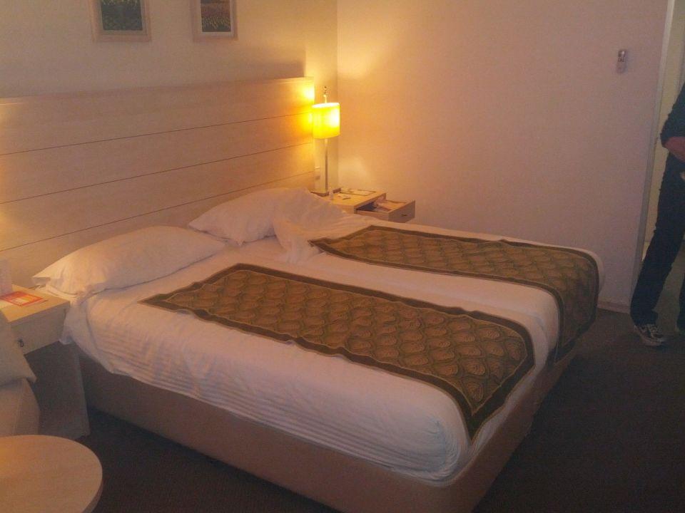 2 einzelbetten als doppelbett hotel fe beach febeach side kumk y holidaycheck t rkische. Black Bedroom Furniture Sets. Home Design Ideas