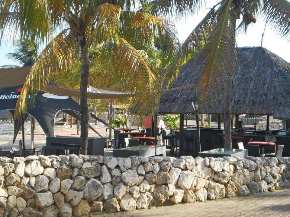 Bar am Strand Hotel Plaza Resort Bonaire