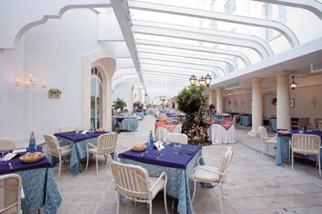 Sala Ristorante Gabbiano Hotel