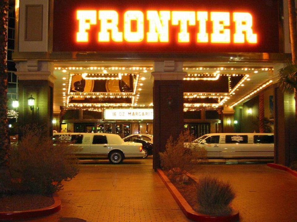 Hotelansicht - The New Frontier Hotel The New Frontier  (existiert nicht mehr)