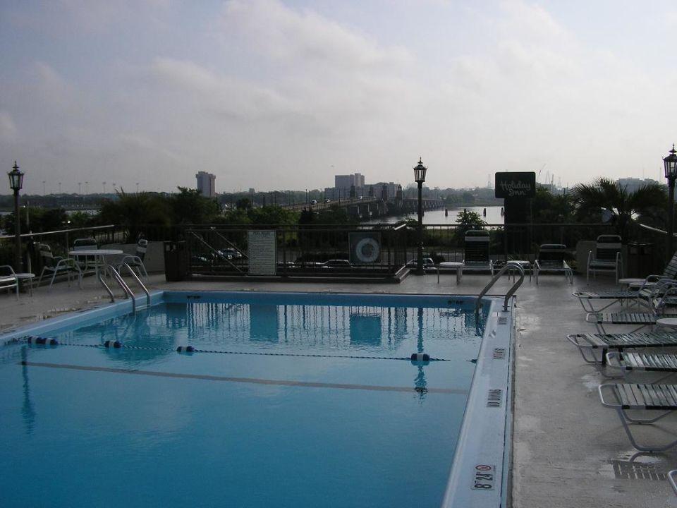 Hotel Holiday Inn Charleston Riverview Swimmingpool Hotel Holiday Inn Charleston Riverview