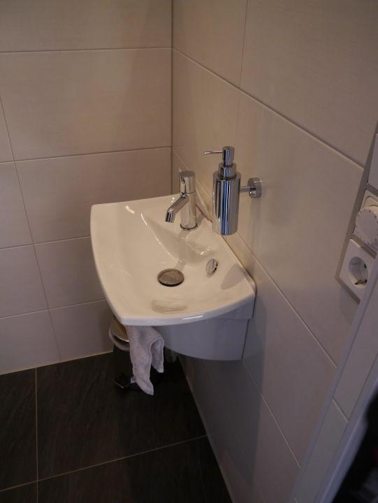 Toilette Pension Bettina