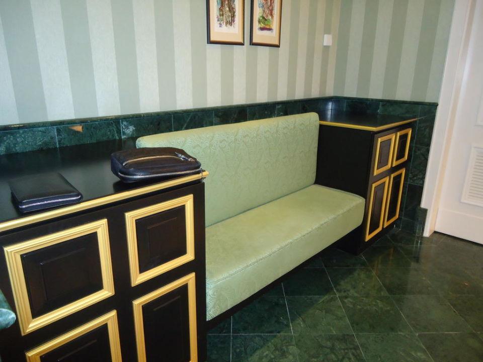 Туалет The Ritz-Carlton, Berlin