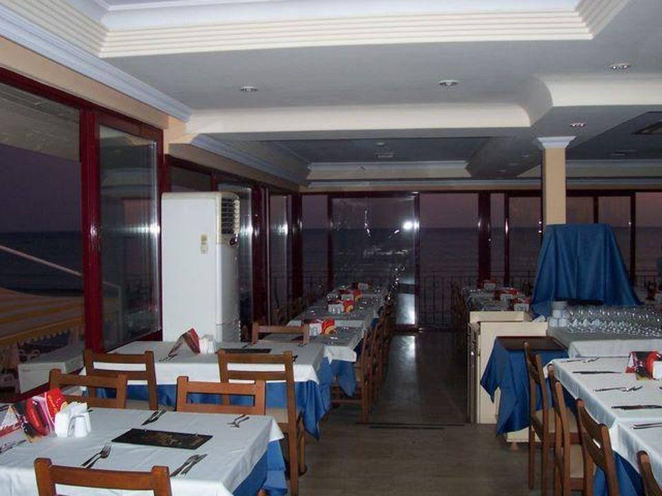 Teilansicht - Speisesaal Hotel Panorama