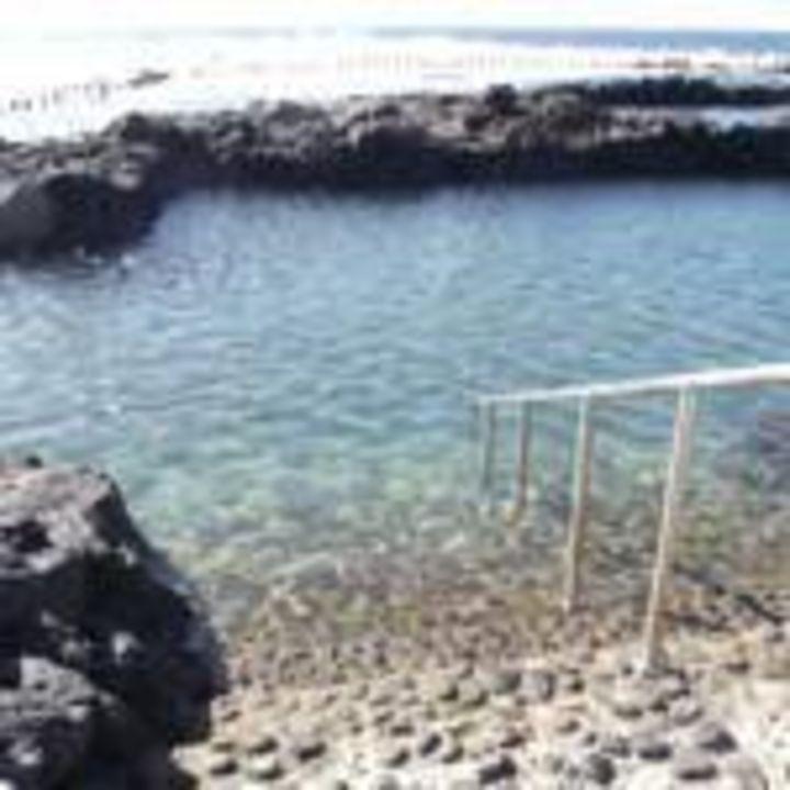 Natural pools RK Hotel El Cabo