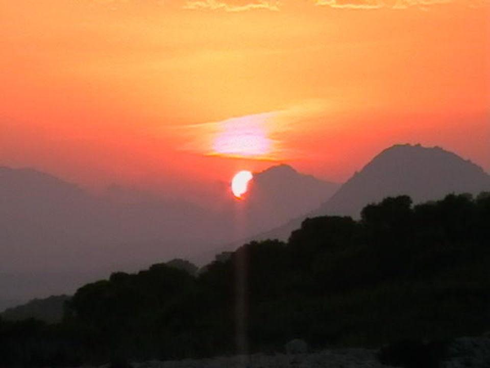 Sonnenuntergang Hotel Cala Gat
