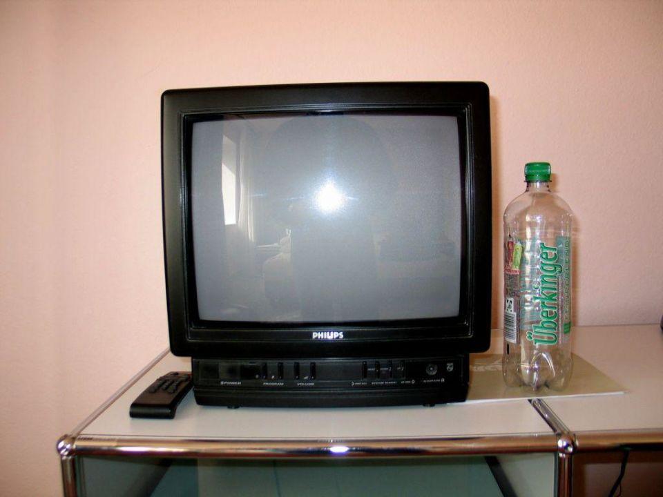Mini Fernseher Erzgebirgshotel Freiberger Höhe Eppendorf