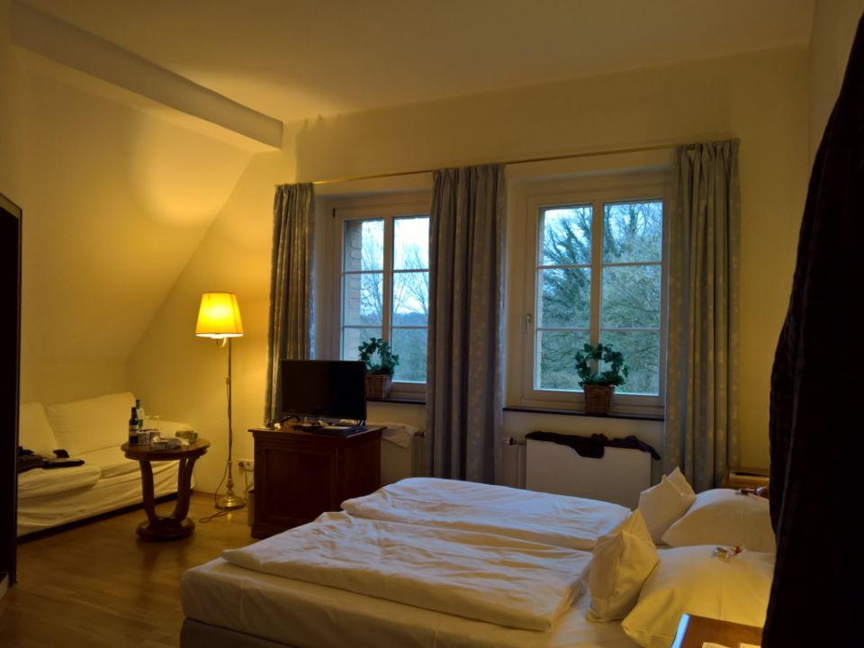 Zimmer Ringhotel Landhaus Eggert