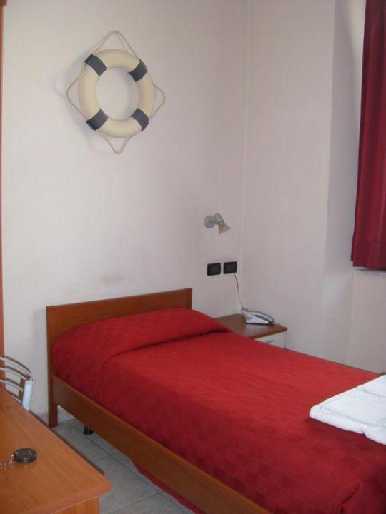 Einzelzimmer - Hotel Galata Hotel Galata