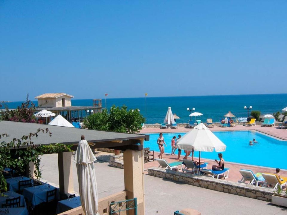2.Pool Silva Beach Hotel
