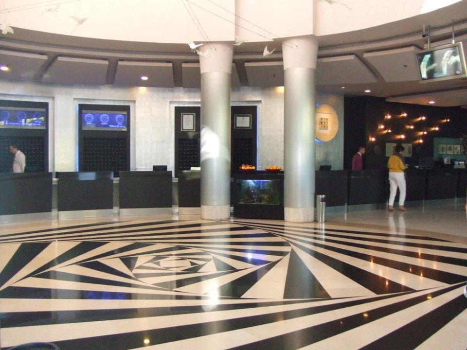 Lobby-Eingang Limak Atlantis De Luxe Hotel & Resort