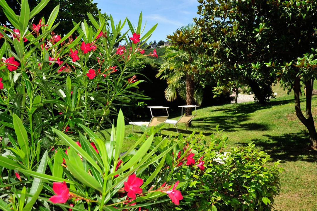 Gartenanlage Hotel Weger
