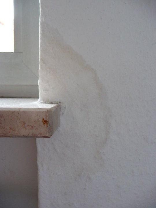 Gut gemocht Wasserfleck an der Wand