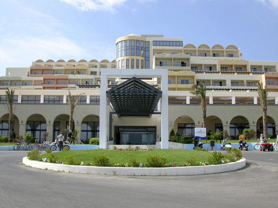 Frontseite Iberostar Kiprotis Panarama Kipriotis Panorama Hotel & Suites