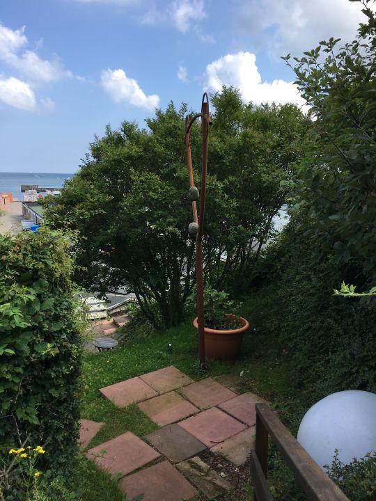 Gartenanlage Hotel Rickmers Insulaner