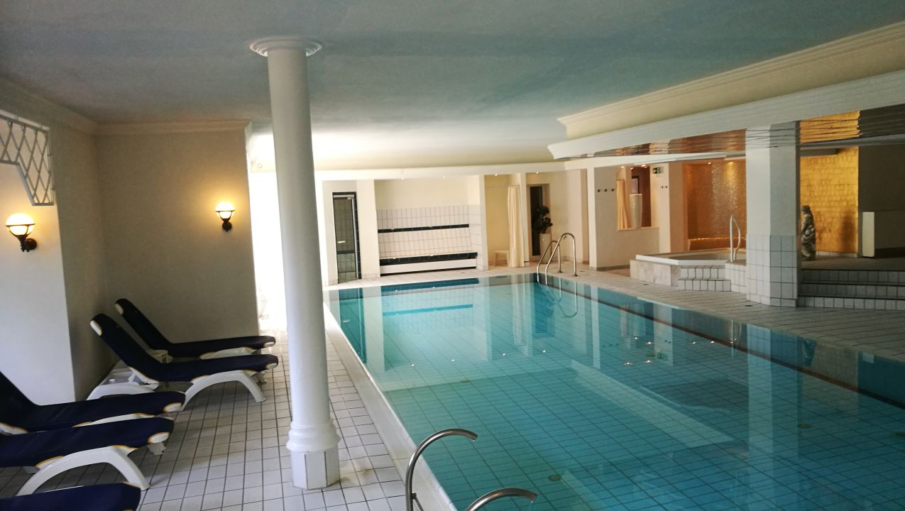 """Pool"" Haus Becker Bad Laer • HolidayCheck"