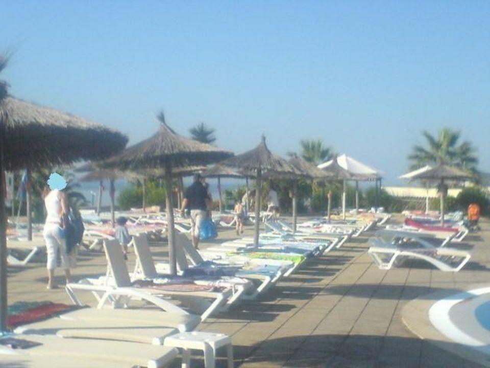 Quot Liegenreservierer 01 Quot Hotel Blau Punta Reina In Cala