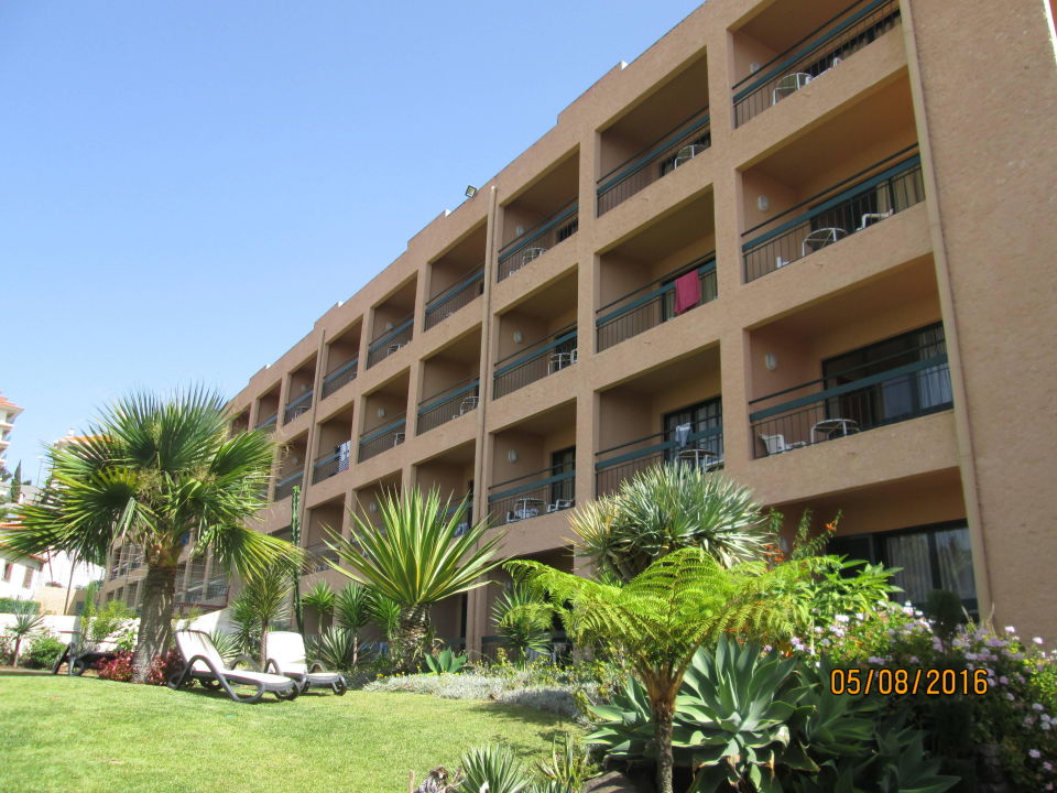 Hotel Hinten Hotel Dom Pedro Garajau Canico Holidaycheck
