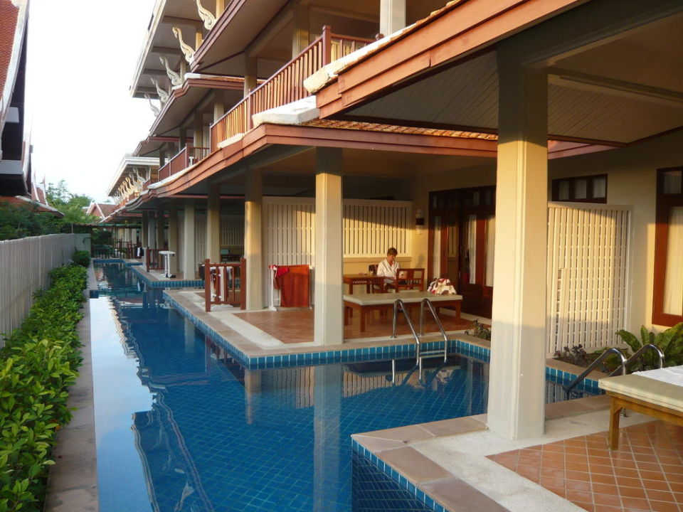 Zimmer Mit Poolzugang Samui Buri Beach Resort Spa