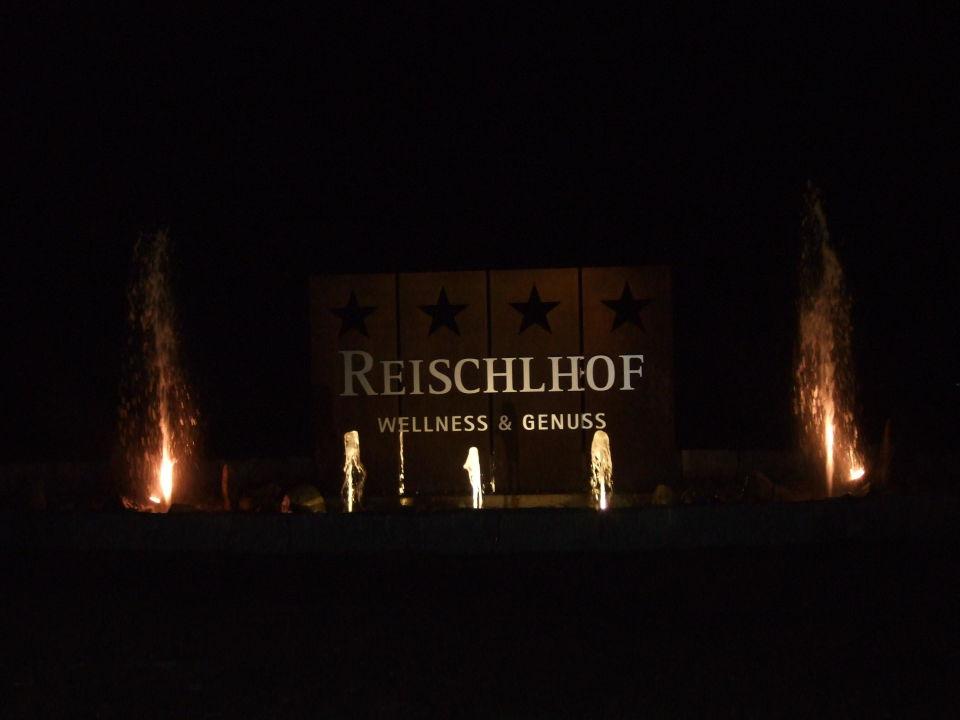 Aussenbereich (Sauna) Wellnesshotel Reischlhof