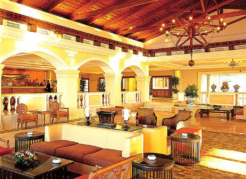 Lobby - Grecotel Marine Palace Club Grecotel Marine Palace
