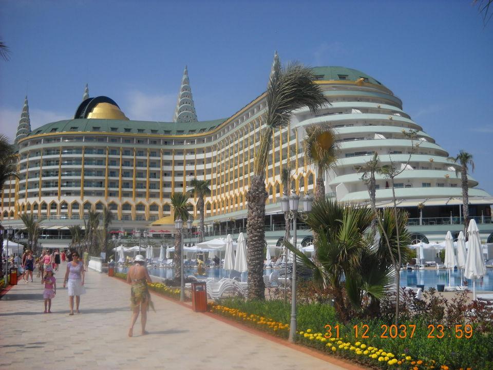 Erschreckend schön Hotel Delphin Imperial