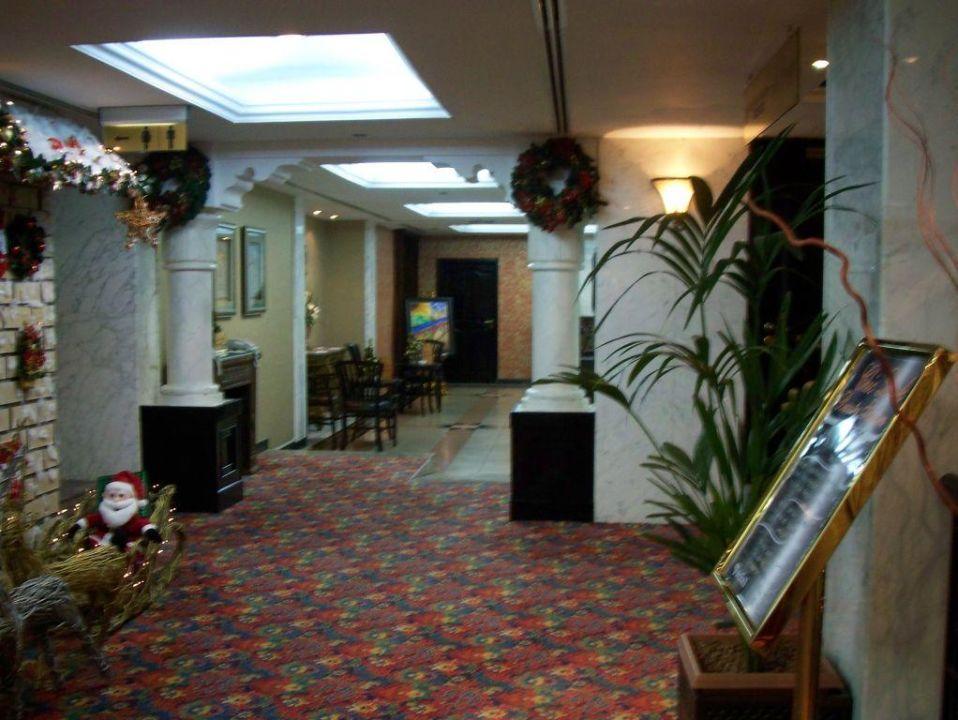 Das Erdgeschoss Arabian Courtyard Hotel & Spa